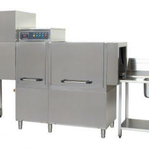 Konveyörlü 2000 Tabak Bulaşık Yıkama Makinesi