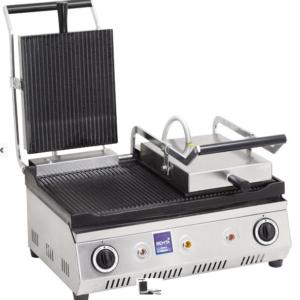 Çift Kapaklı Tost Makinesi