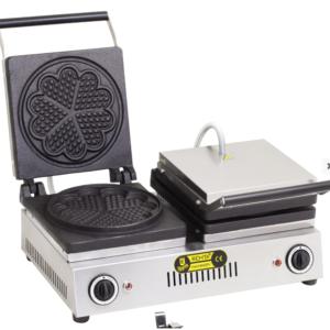 Çiftli Yonca Waffle Makinesi