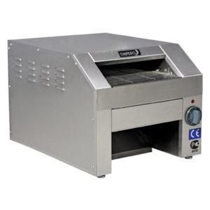 Konveyorlu Ekmek Kızartma Makinesi